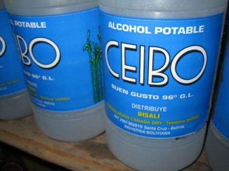 Alcohol Potable Bolivia