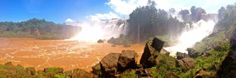 San Martín Falls