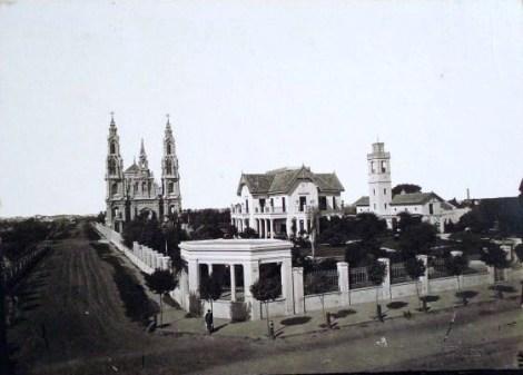 Quinta of Martín Alzaga and Felicitas Guerrero Cueto